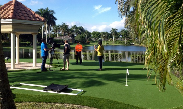 Putting Greens, Artificial Golf Putting Green in Orlando