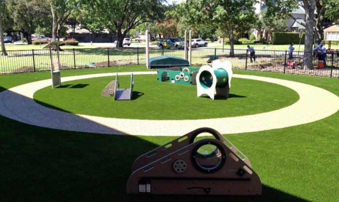 Artificial Grass for Playgrounds in Orlando